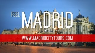 preview picture of video 'Madrid City Tours: #FeelMadrid'