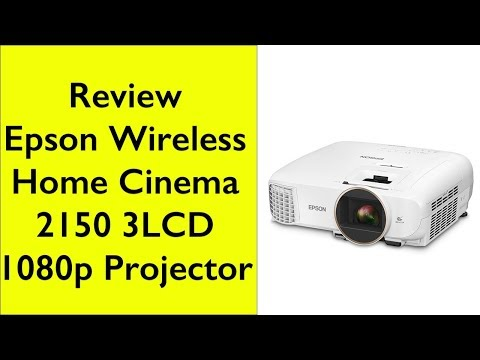 Review Epson Home Cinema 2150 3LCD projector