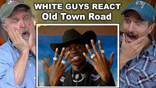 White Guys React - Lil Nas X - Old Town Road (Official Movie) ft. Billy Ray Cyrus