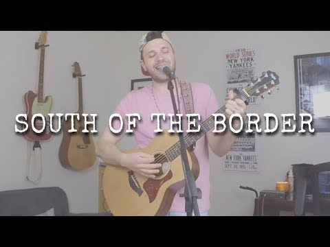 Ed Sheeran- South of the Border (feat. Camila Cabello & Cardi B) [Acoustic Loop Pedal Cover]