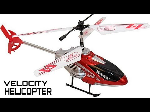 Unboxing, Test and Review of Flying Remote Control Helicopter
