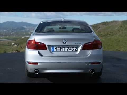 2014 BMW 535i sedan facelift
