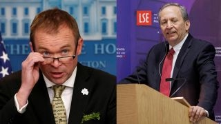 OMB director responds to Larry Summers