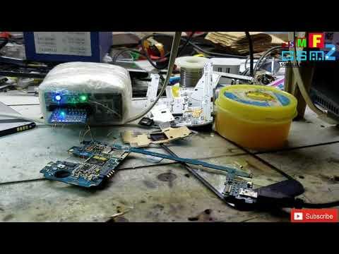 How to repair boot QHUSB BULK 9008 LG dead boot - смотреть