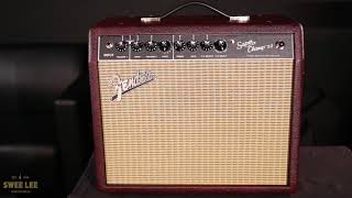 Fender Limited Edition Super Champ X2 Guitar Combo Tube Amplifier