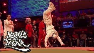 BOTY 2009 - FINAL - RUSSIA VS KOREA [OFFICIAL HD VERSION BOTY TV]