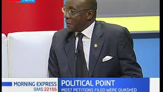 Morning express: Political point