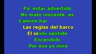 Banda MS - La Última Sombra Karaoke Demo