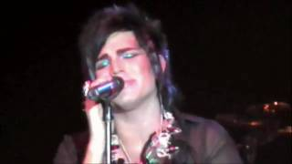 Adam Lambert - Acoustic nepO nekorB *IMPROVED VERSION* Fantasy Springs