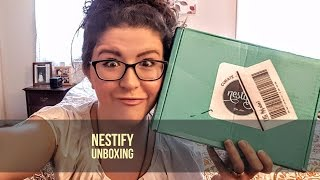 Nestify Home Decor Subscription Unboxing | February 2017
