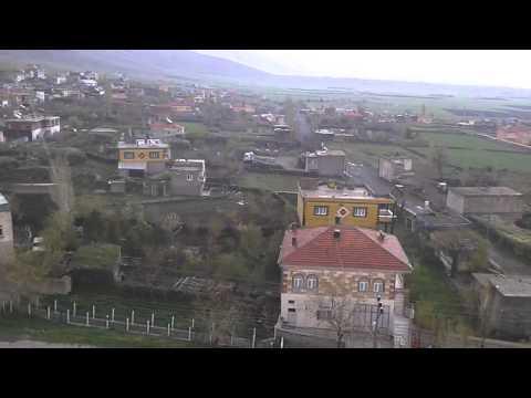 Minareden Doğala Köyü Muhteşem Manzarası