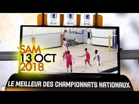 Top 10 CourtCuts FFBB du 13 Octobre 2018 | Seulement 18 ans et n°1 du Top 10