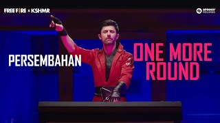 One More Round by DJ KSHMR Video Performance   Free Fire Booyah Day Theme Song