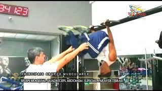TREINAMENTO DE FORÇA INDIVIDUALIZADO VO2 PROUP