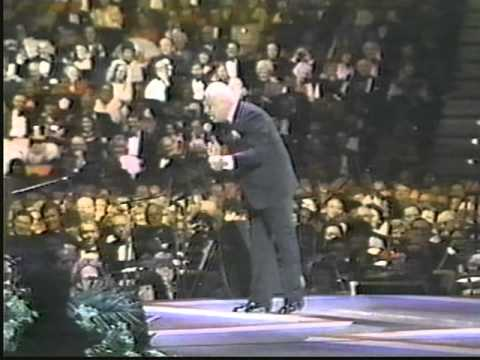 Don Rickles Goes  Nuts  at Ronald Reagan's 2nd Inaugural - Jan., 1985!!!