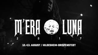 Is anybody here joining me at this years M'era Luna festival I'll be there as usual