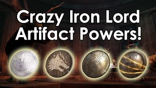 Destiny Rise of Iron: New Crazy Artifact Abilities! (& How To Get Them)