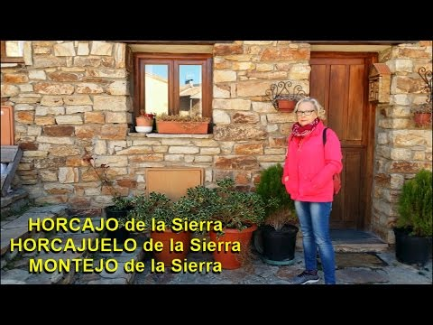 Horcajo, Horcajuelo y Montejo (Sierra pobre de Madrid)