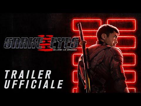 Snake Eyes: G.I. Joe Le Origini – Il trailer ufficiale italiano #2