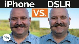 iPhone 11 Pro vs. DSLR - In Depth Camera Comparison - Krazy Ken's Tech Misadventures