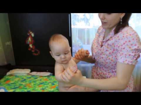 Профессиональный массаж для детей в Подольске и с выездом на дом.