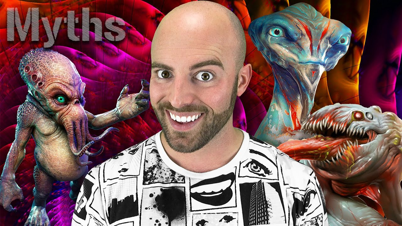 7 MYTHS You Still Believe about THE PARANORMAL! thumbnail