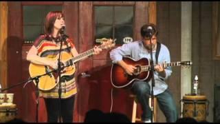 Suzy Bogguss - Poor Wayfaring Stranger - Live at Fur Peace Ranch