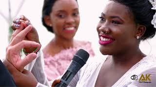 Best Interracial Wedding Ever - Rose Weds Travis (Australia Meets Kenya)