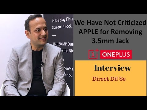We didn't make fun of Apple: OnePlus