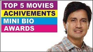 Award Winning Actor ★ Richard Gomez ★  Mini-Bio ★ Career Achievements & Awards ★ Top Rated Movies