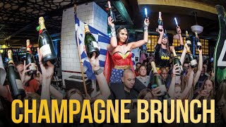 Champagne Party Brunch