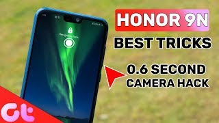 BEST Honor 9N Tips and Tricks | Top 10 Hidden Features | GT Hindi