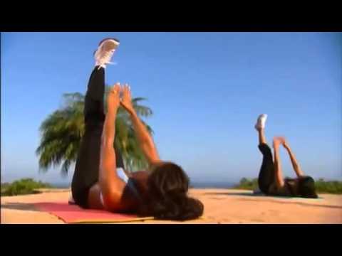 Ćwiczenia dla prasy i dla skośnych mięśni talii