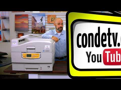 Comparison of the White Toner Printers: OKI 920WT vs OKI 8432WT