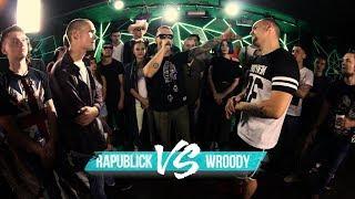 RAPUBLICK vs WROODY - GRIMETIME BATTLE FROM SIBERIA | БАТТЛ РЭП 140 BPM | GRIME БАТЛ 140 БПМ | ГРАЙМ