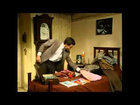 Mr. Bean. Episode 6 - Mr. Bean Rides Again Russian