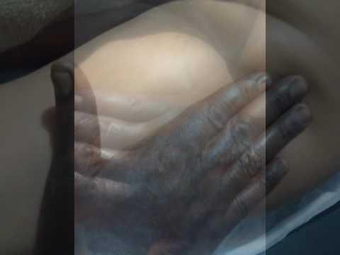 Próstata massagem feita por um profissional