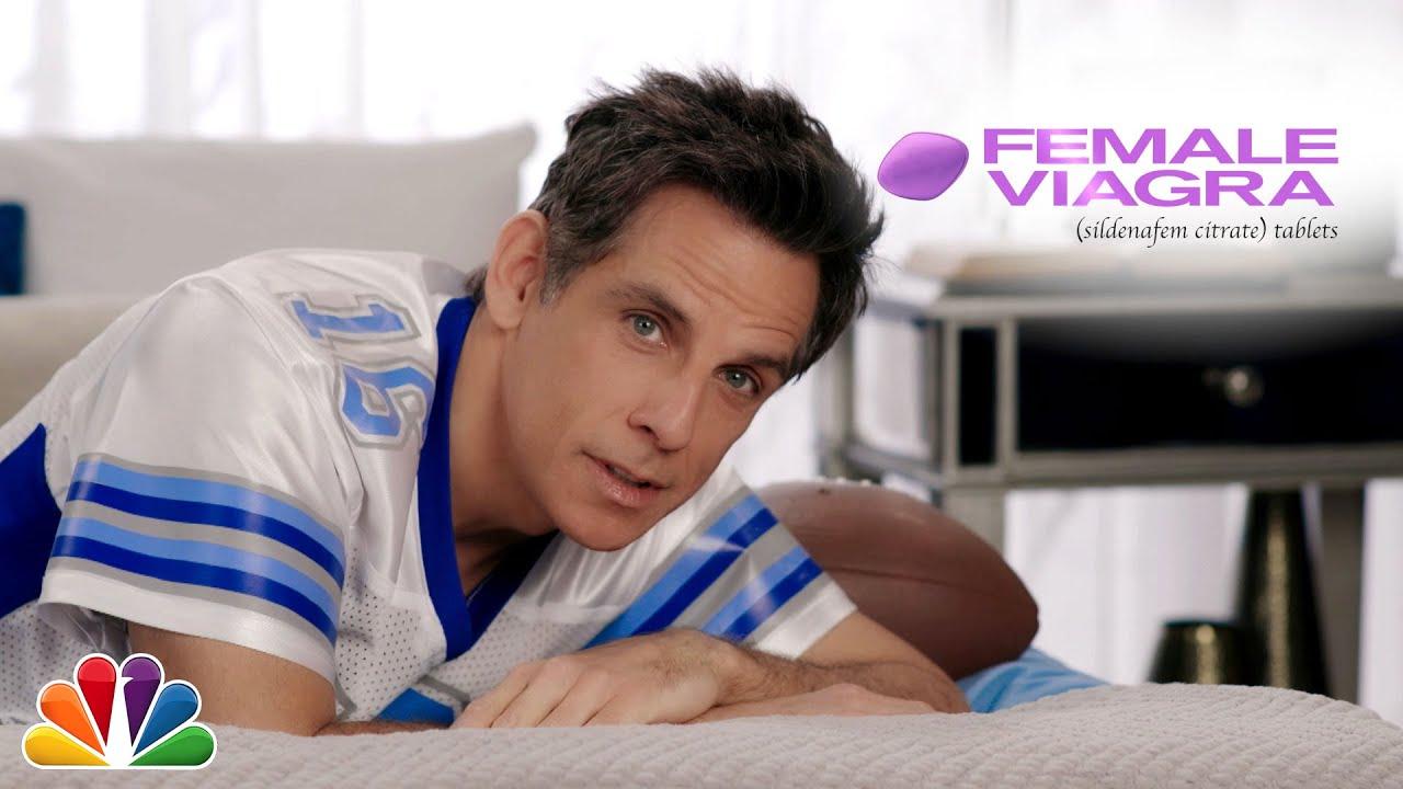 Ben Stiller's Female Viagra Ad thumbnail