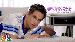 Ben Stiller's Female Viagra Ad - Video Youtube