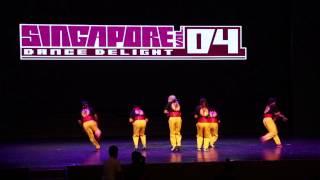 FSZ  - Singapore Dance Delight Vol. 4 Finals (2013)