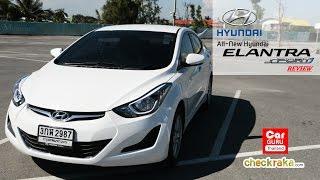รีวิว Hyundai Elantra Sport 1.8 GL มาตรฐานครบครัน ฟังก์ชันคุ้มราคา