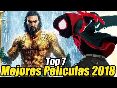 TOP 7 Mejores Películas de Cómics del 2018    Morpho Comics