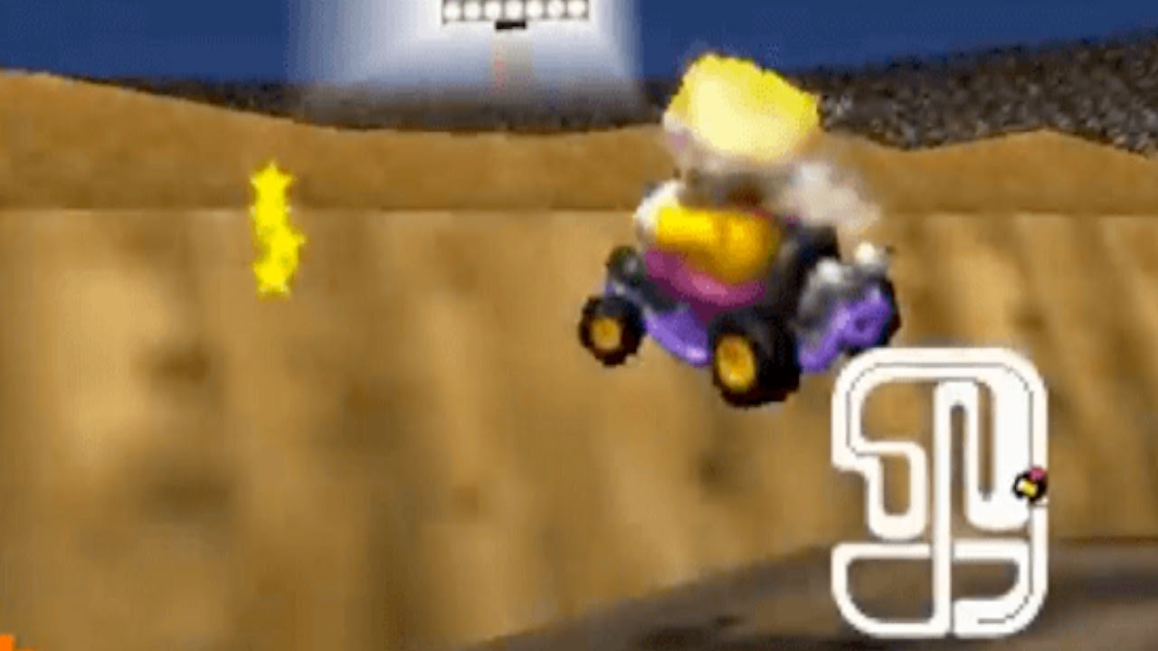 Watchmojo Top 10 Mario Kart Shortcuts