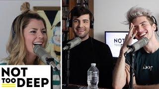 JOEY GRACEFFA & DANIEL PREDA #NotTooDeep  Grace Helbig