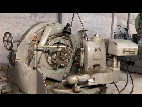 Gleason Spiral Bevel Gear Generator