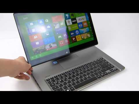 Acer Aspire R7-571G - Display, Ezel Hinge and Touchscreen [DE]