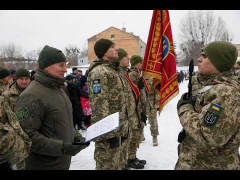 Дмитро Андрієвський привітав особовий склад 101-ї бригади охорони Генерального штабу з прийняттям присяги