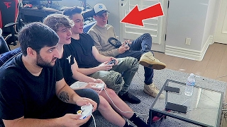 LOGIC VISITS THE FAZE HOUSE!