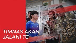 Seusai Laga Kontra Persita, Ketum PSSI Pastikan Timnas Indonesia akan Jalani TC Lagi