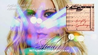 Sheila - April Wine (2006) FLAC 1080p ~MetalGuruMessiah~